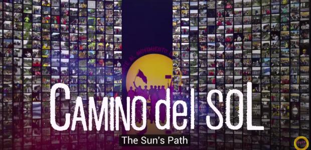 Cortometraje documental del Camino Del Sol
